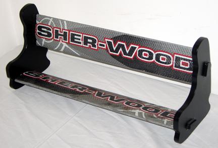 Goalie Stick Mini Benches